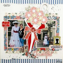 Beautiful (Mary Poppins) Layout