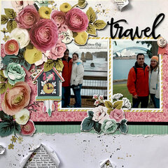 Travel (The Good Life) Layout