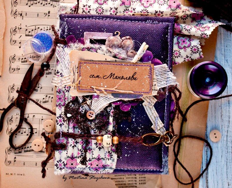Album-Junk-Journal