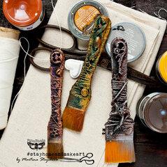 Alterd brushes