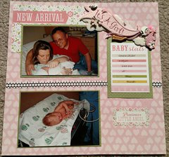 Abby's Birth