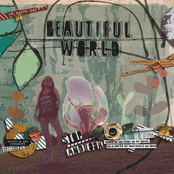 Bautiful world