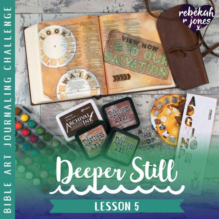 Lesson 5 Deeper Still