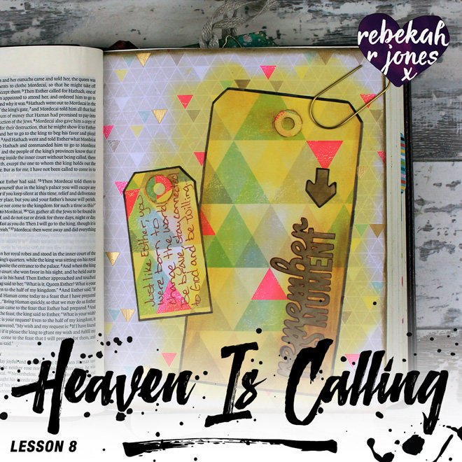 Lesson 8 Heaven Is Calling