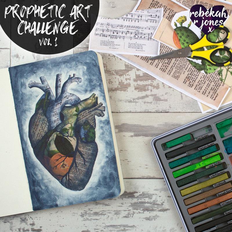 Lesson 1 Prophetic Art Challenge Vol. 1