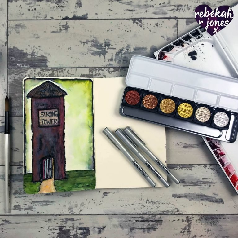 Lesson 5 Prophetic Art Challenge Vol. 1