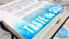 Week 26 Original Bible Art Journaling Challenge