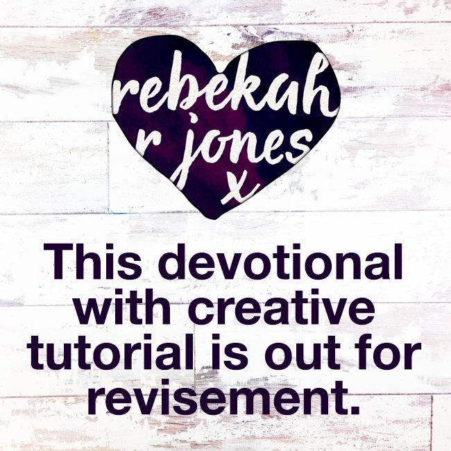 Week 3 Original Bible Art Journaling Challenge