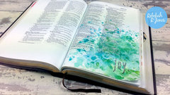 Week 22 Original Bible Art Journaling Challenge