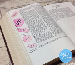 Week 7 Original Bible Art Journaling Challenge