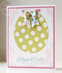 Elegant Easter Card