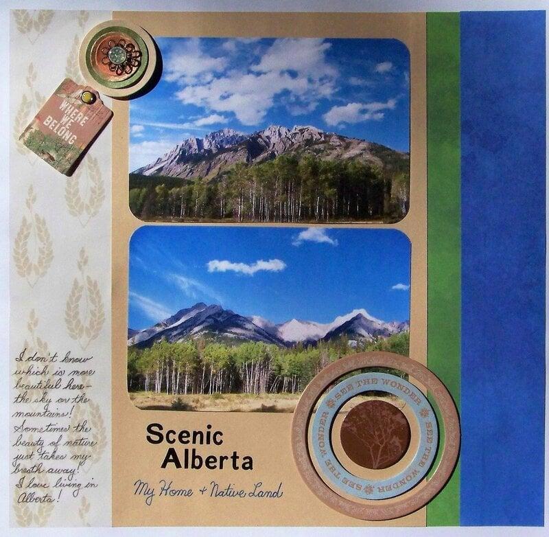Scenic Alberta