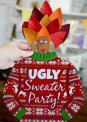 Welcome to the Ugly Sweater Party!