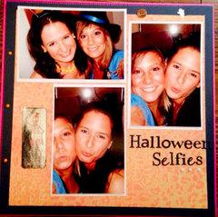 Halloween Selfies