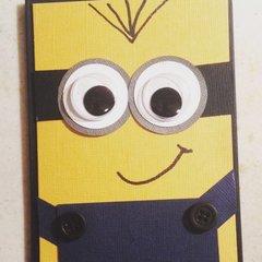 Minion Card