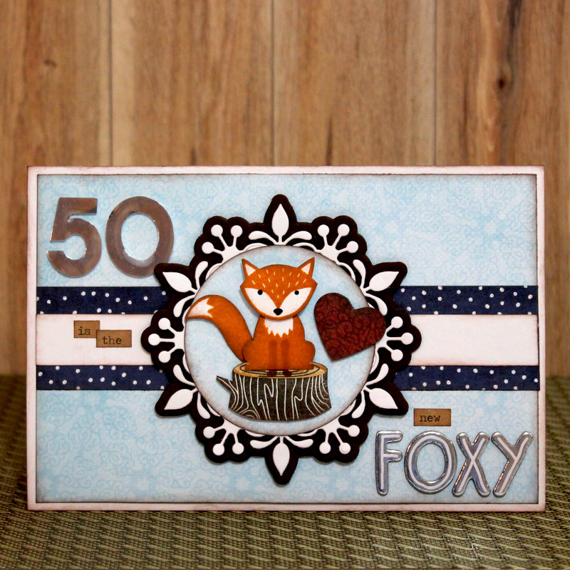 50 is the New Foxy