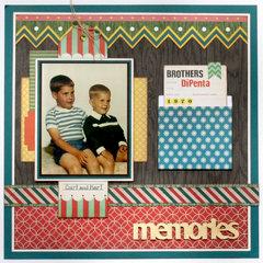Everyday Circus- Memories