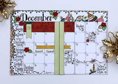 December Planner