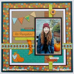Hi Pumpkin!