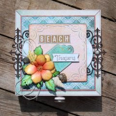 Beach Treasures Box