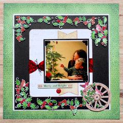 Festive Holly