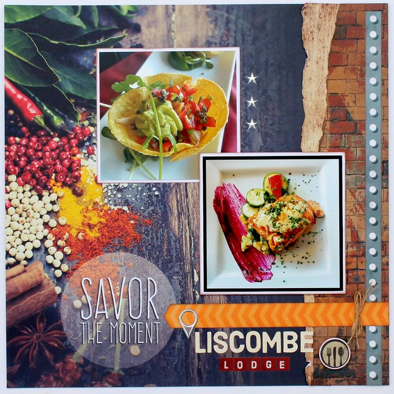 Savour Liscombe Lodge