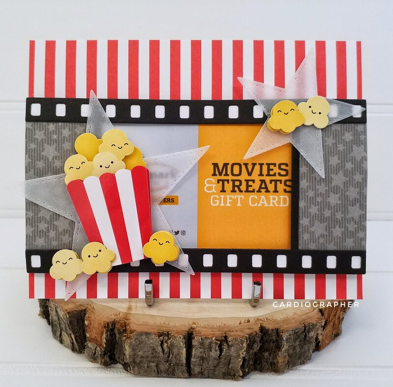 Movies and a treat