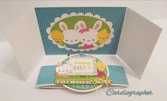 Happy Easter gatefold