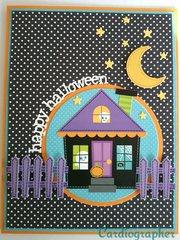 Halloween - haunted house