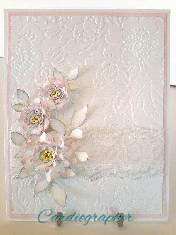 Soft Wedding Card