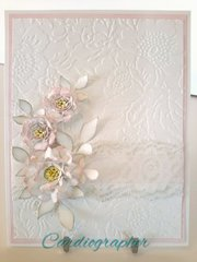Soft Wedding Card