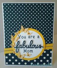 A fabulous Mom