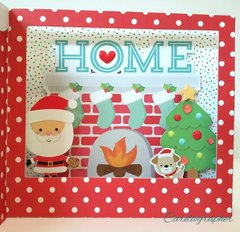 Home for the holidays - inside