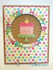 Rotating sentiment - happy birthday