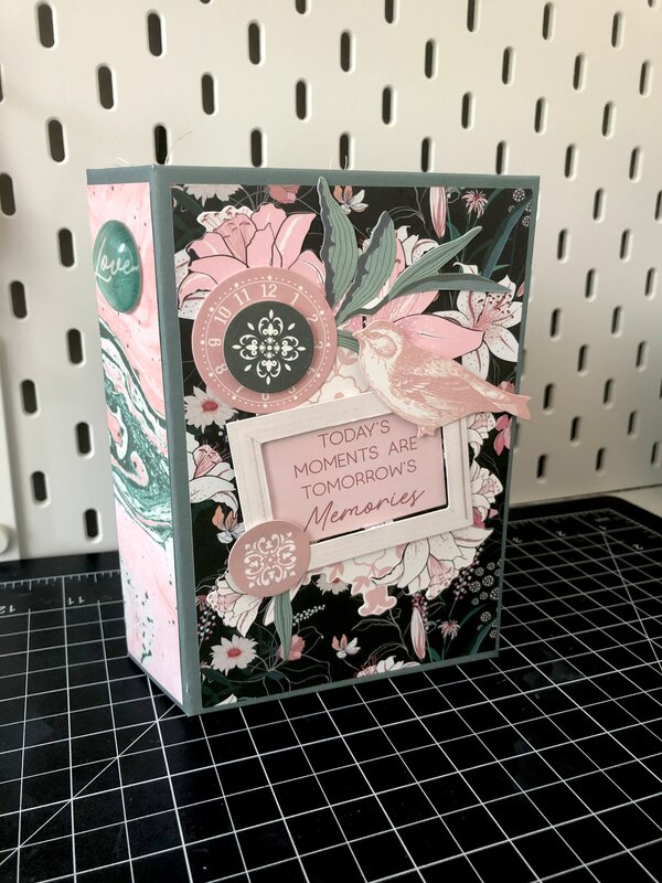 Lily and Moss Mini Album