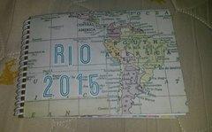 Rio 2015 mini album