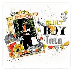 Built Boy Tough