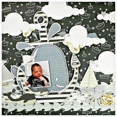 Ahoy! Baby boy