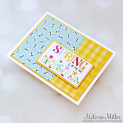 Quick & Easy Spring Card