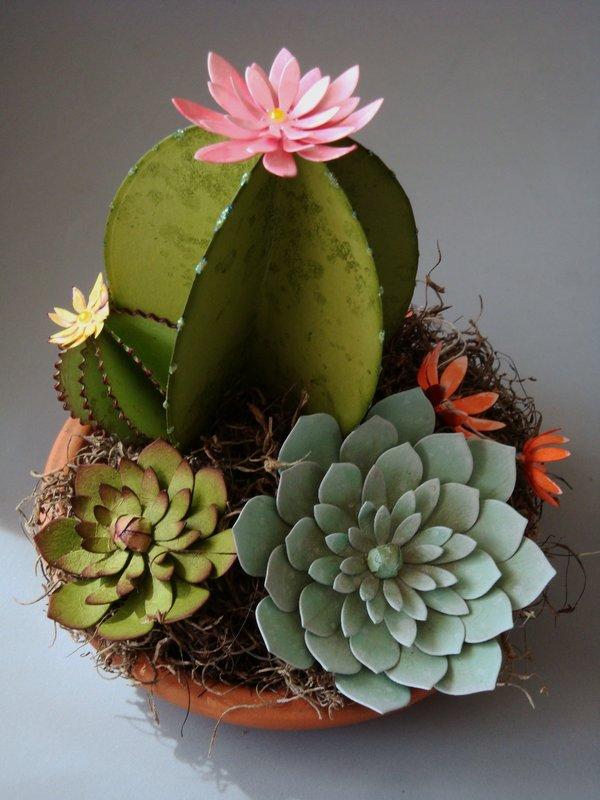 Desert Friendship Garden