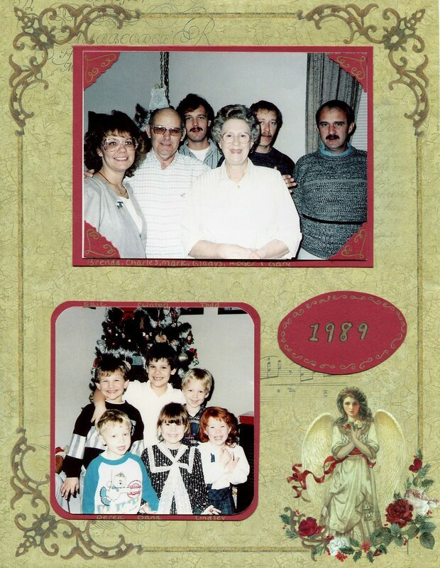 Christmas' Gone By - 1989. at Grandma & Grandpa's