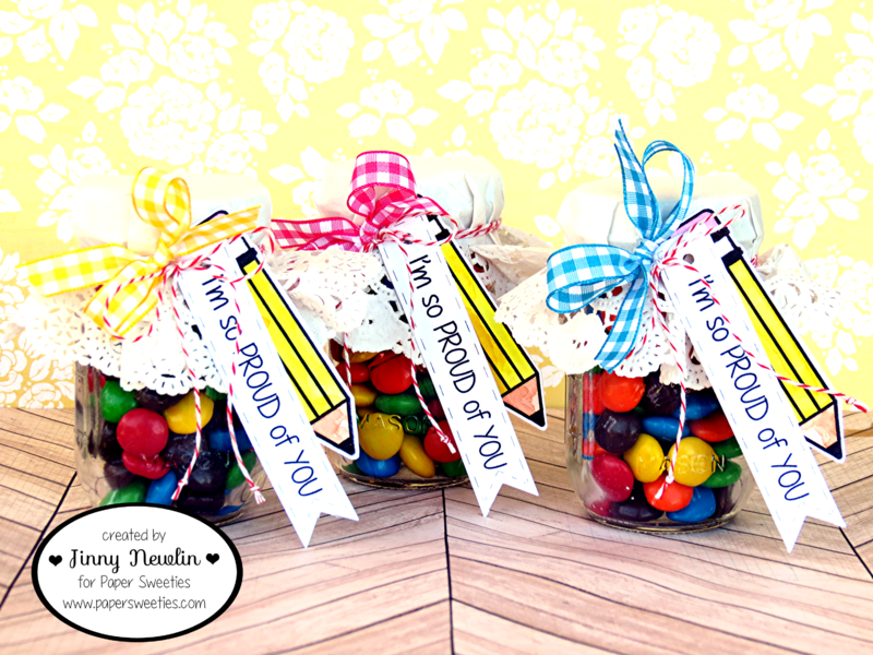School Days Treat Jars
