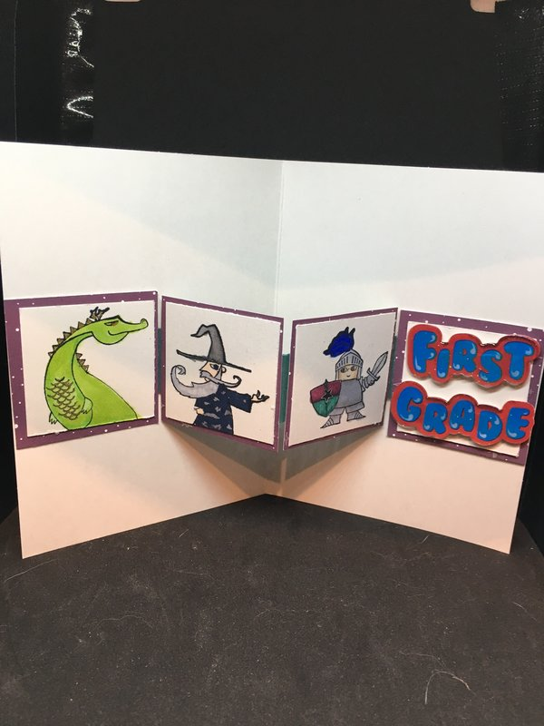 Inside card 2