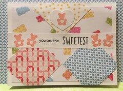Sweet as a gummy bear