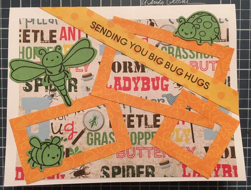 Bug hugs