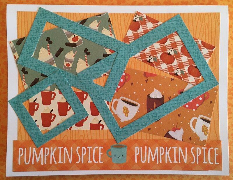 Pumpkin spice celebration