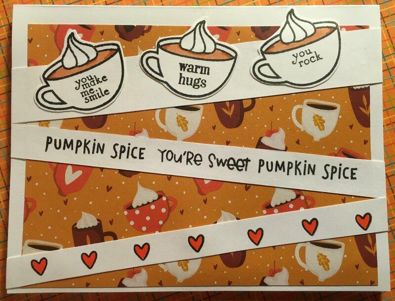 Pumpkin Spice II