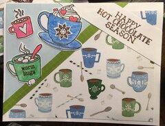 Hot chocolate celebration