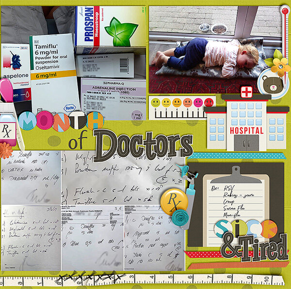 Month of doctors {Right}