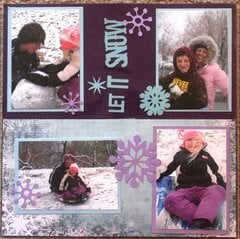 Let it snow page 1 of 4